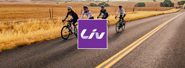 Presentación de las cuatro embajadoras de LIV Cycling Ibérica