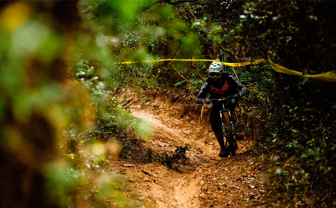 Vídeo promocional de las Enduro World Series 2016