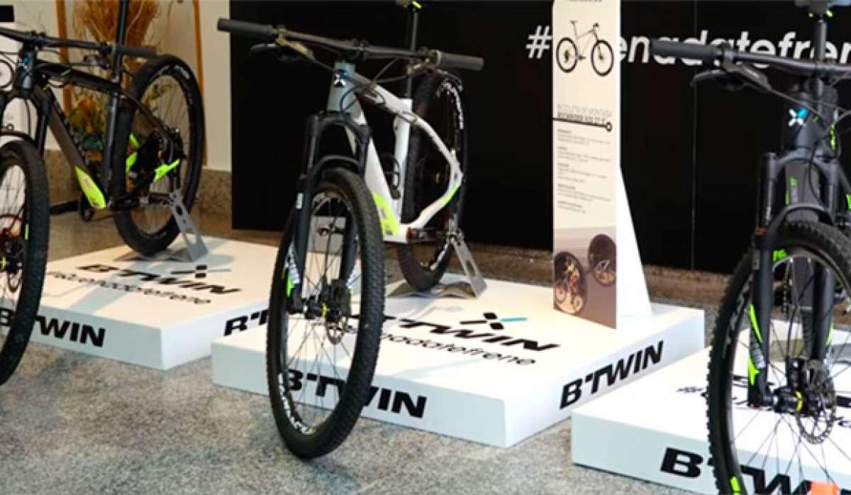 """Presentación de la nueva gama de bicicletas y accesorios B""""Twin de 2017"""