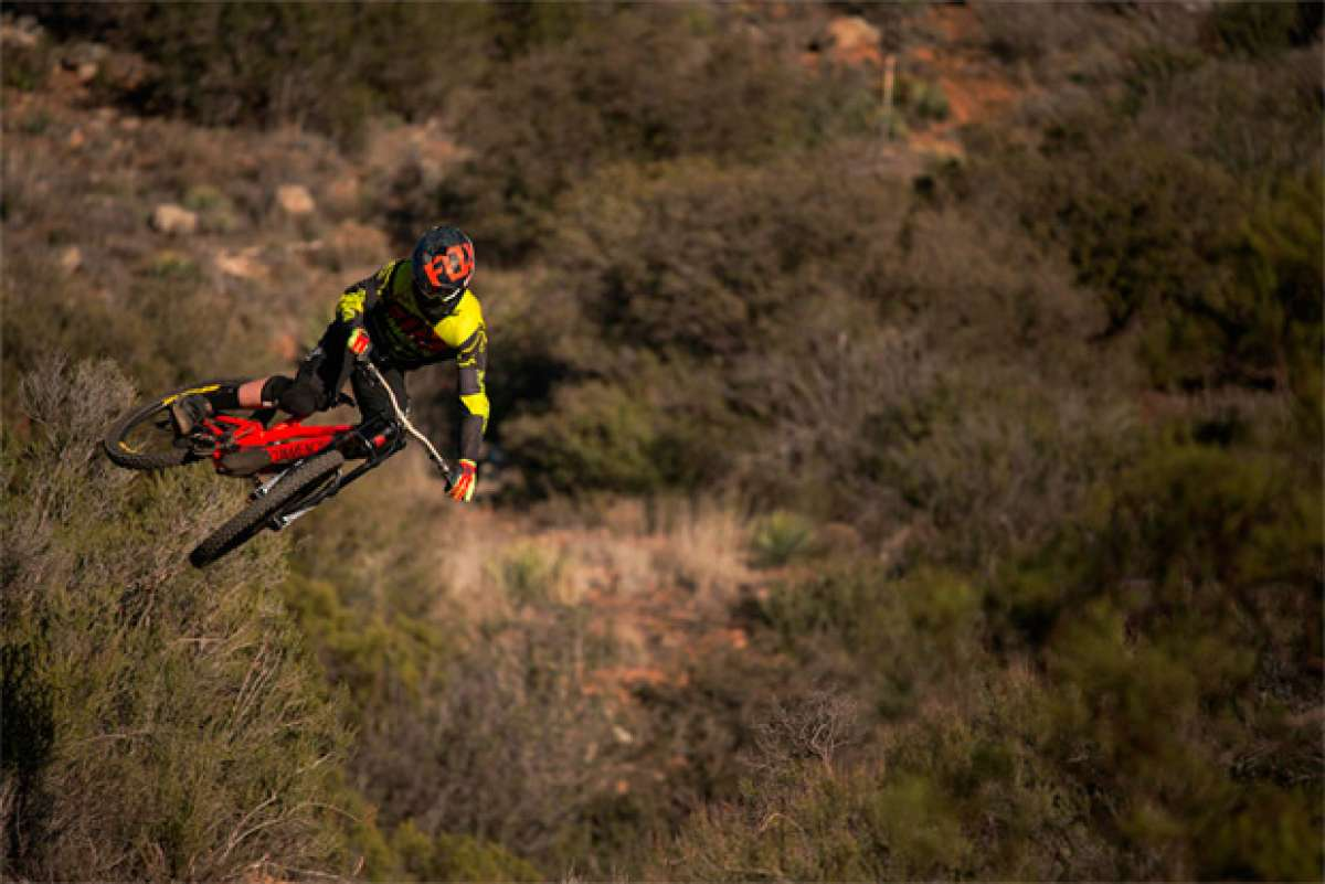 Conociendo a George Brannigan, nuevo piloto del Commencal Vallnord DH Racing Team