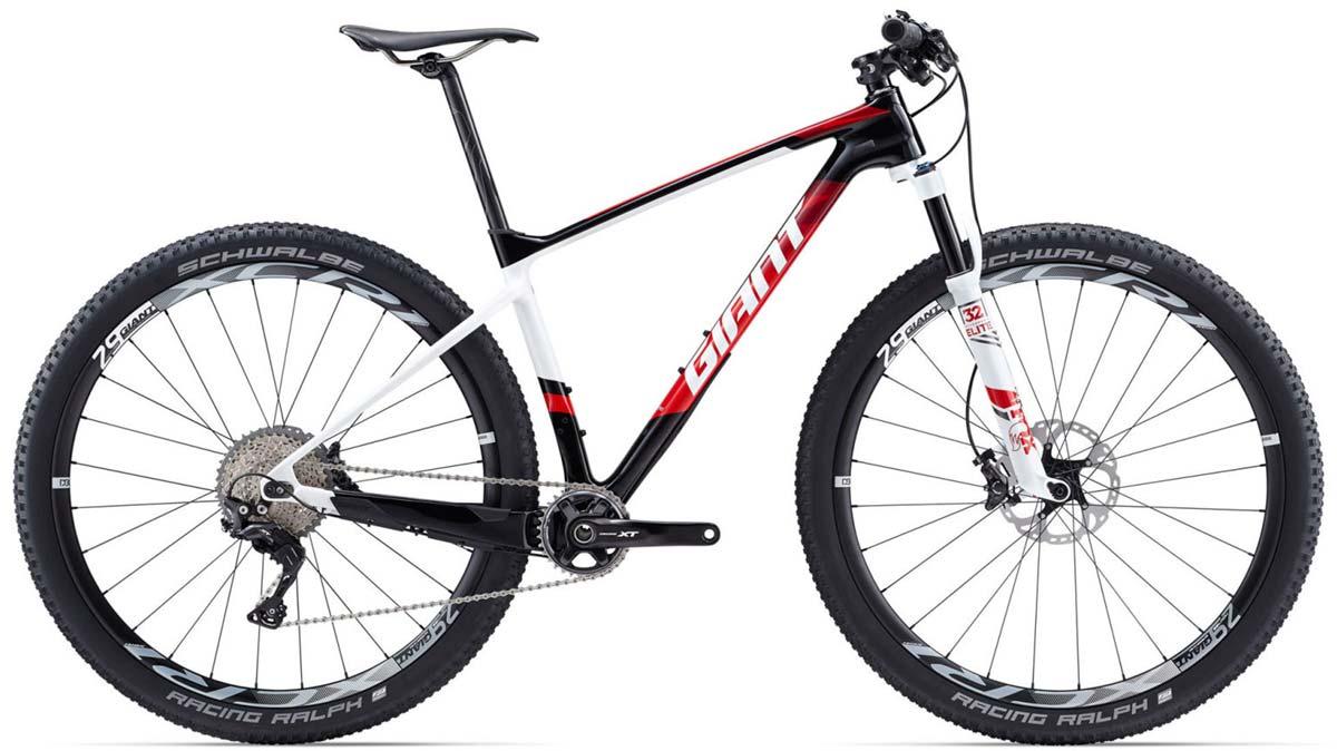 Giant XtC Advanced 2017, renovación total para una bicicleta XC más polivalente que nunca