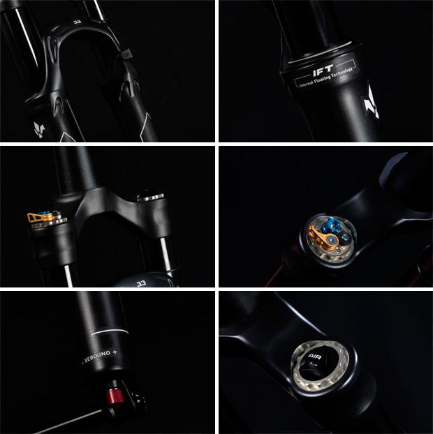 Así se presenta la Formula 33, una renovada horquilla para bicicletas XC y Trail