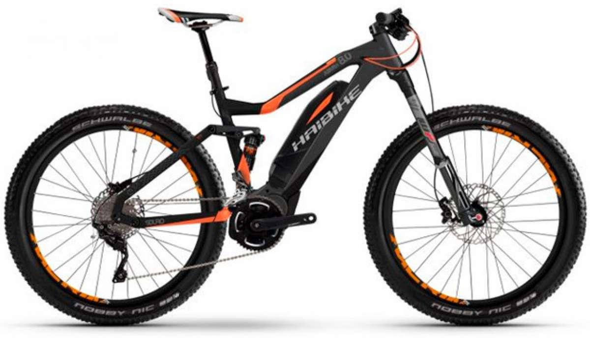 Magura Boltron, una nueva horquilla invertida... para bicicletas eléctricas de montaña