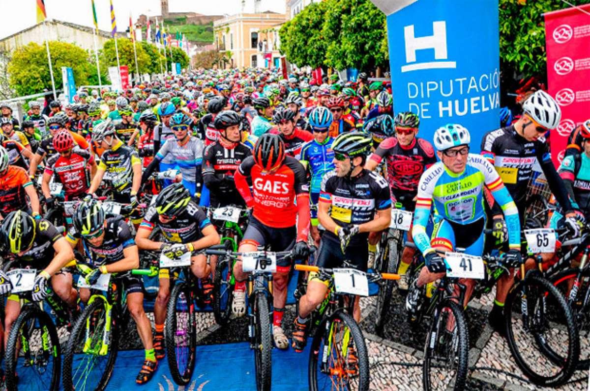 En TodoMountainBike: Fecha de salida para la Huelva Extrema BTT 2017