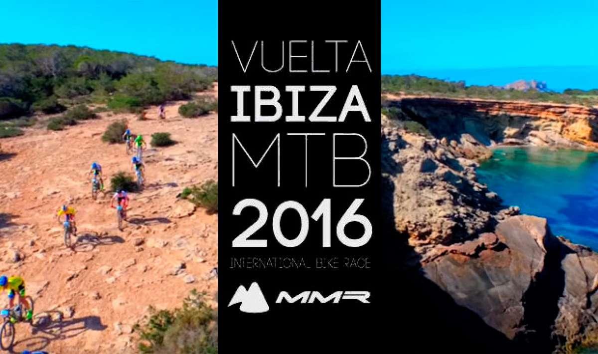 Todo a punto para La Vuelta a Ibiza MTB MMR 2016