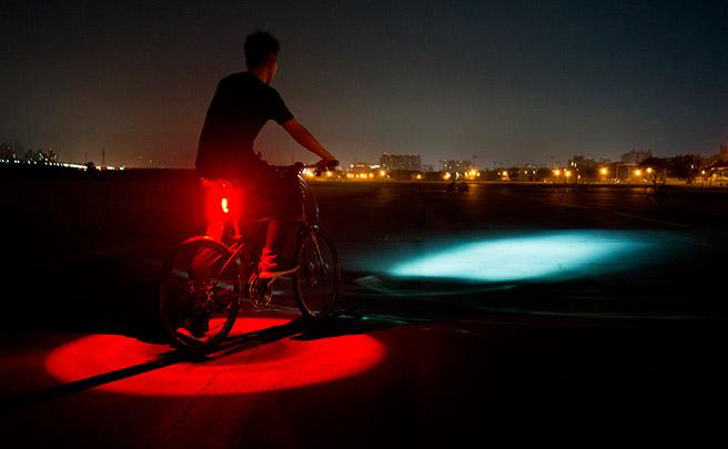 Tern Vizy Light, reinventando las luces traseras para bicicletas