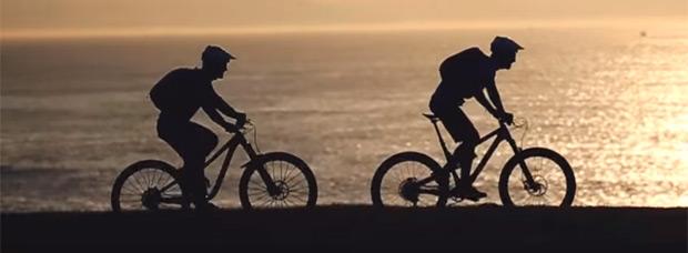 Las nuevas ruedas Mavic XA Pro Carbon en acción