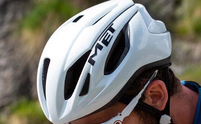 Así es el nuevo (y ventilado) casco MET Strale