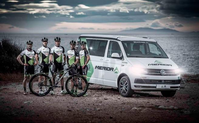 Adiós al Multivan Merida Biking Team tras 16 años como equipo referente del XCO