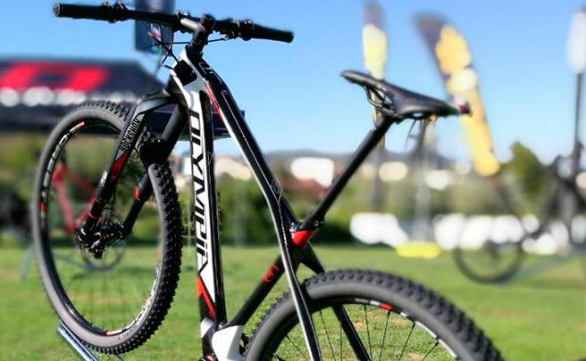 Olympia F1 2017, primeros detalles de esta nueva bicicleta de competición XC