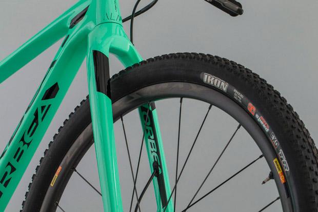Orbea Alma 2017, cuadro renovado (y horquilla rígida) para la bicicleta XC más rápida de la marca