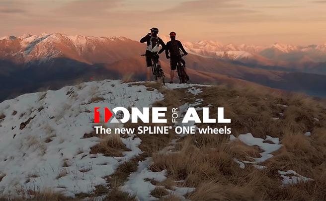 Presentación de la nueva gama de ruedas DT Swiss Spline One 2017