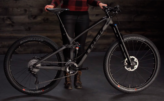 La Trek Fuel EX 27.5 Plus de 2017, al detalle