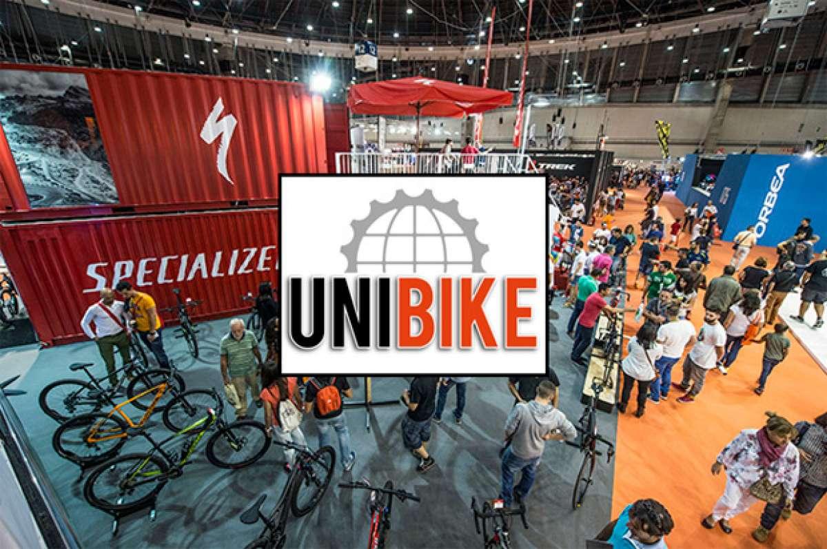 Marcha MTB popular, ruta nocturna y competición XCO nacional para Unibike 2017