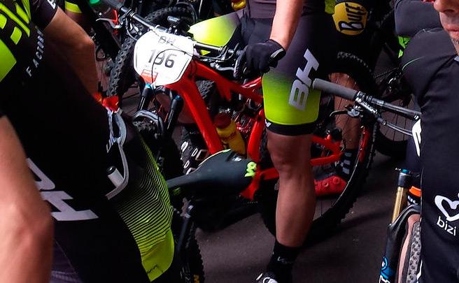 Primeras imágenes de la BH Lynx Race, la nueva doble XC de la firma vasca