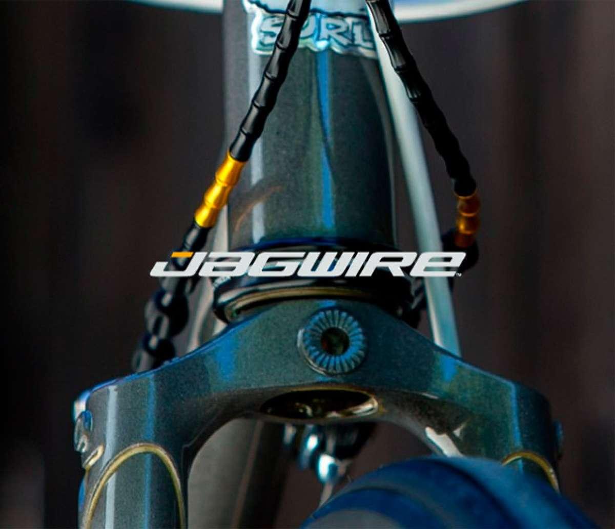 Los cables, fundas y latiguillos de Jagwire, ya disponibles en España de la mano de Vic Sports