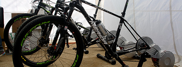 Primeras imágenes de la Merida Big.Nine 2017 del Multivan Merida Biking Team