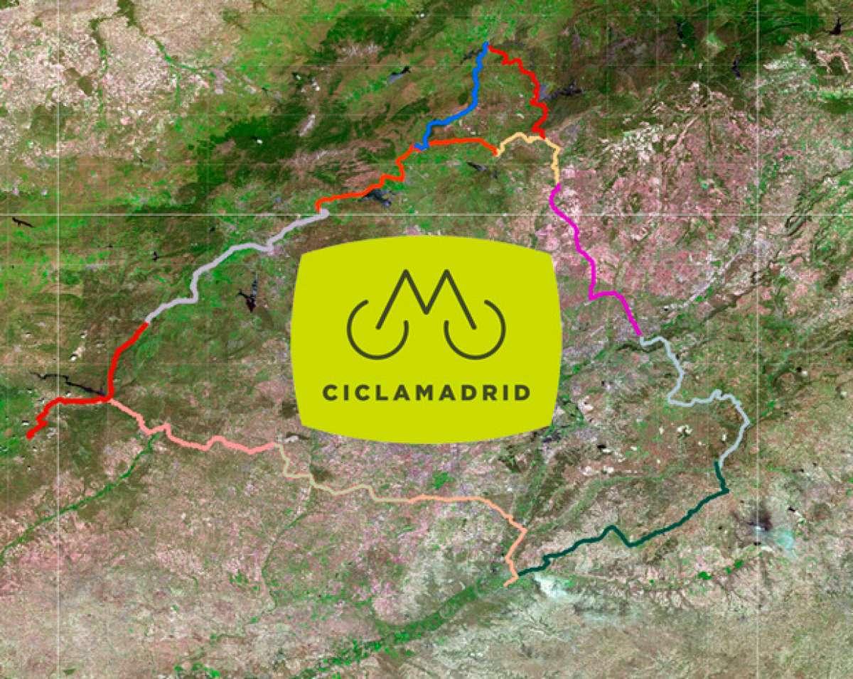 Proyecto CiclaMadrid: 471 kilómetros de ruta circular para descubrir la Comunidad de Madrid desde una bicicleta
