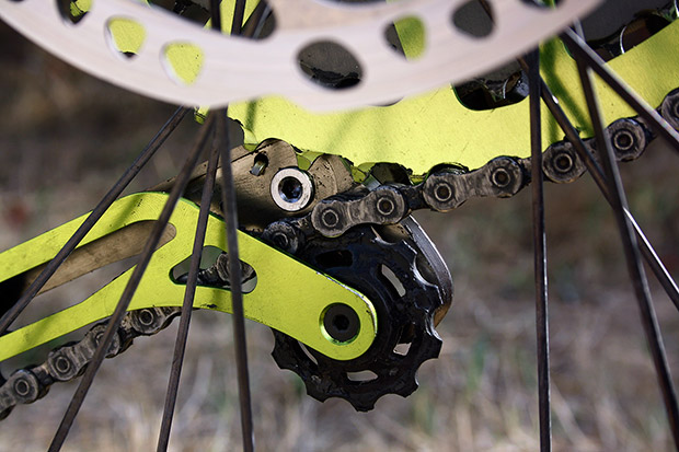 A prueba: Kit monoplato OneUp Components Shark 10-50T