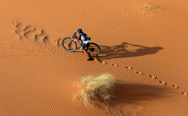 Cinco pruebas MTB por etapas que hacen del resto un paseo en bicicleta