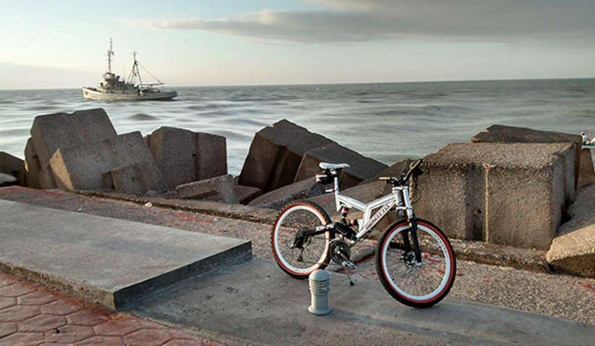 """La foto del día en TodoMountainBike: """"Puerto de Tampico"""""""