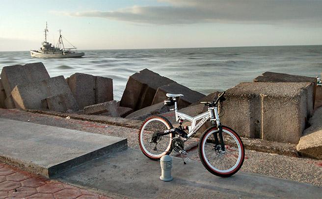La foto del día en TodoMountainBike: 'Puerto de Tampico'