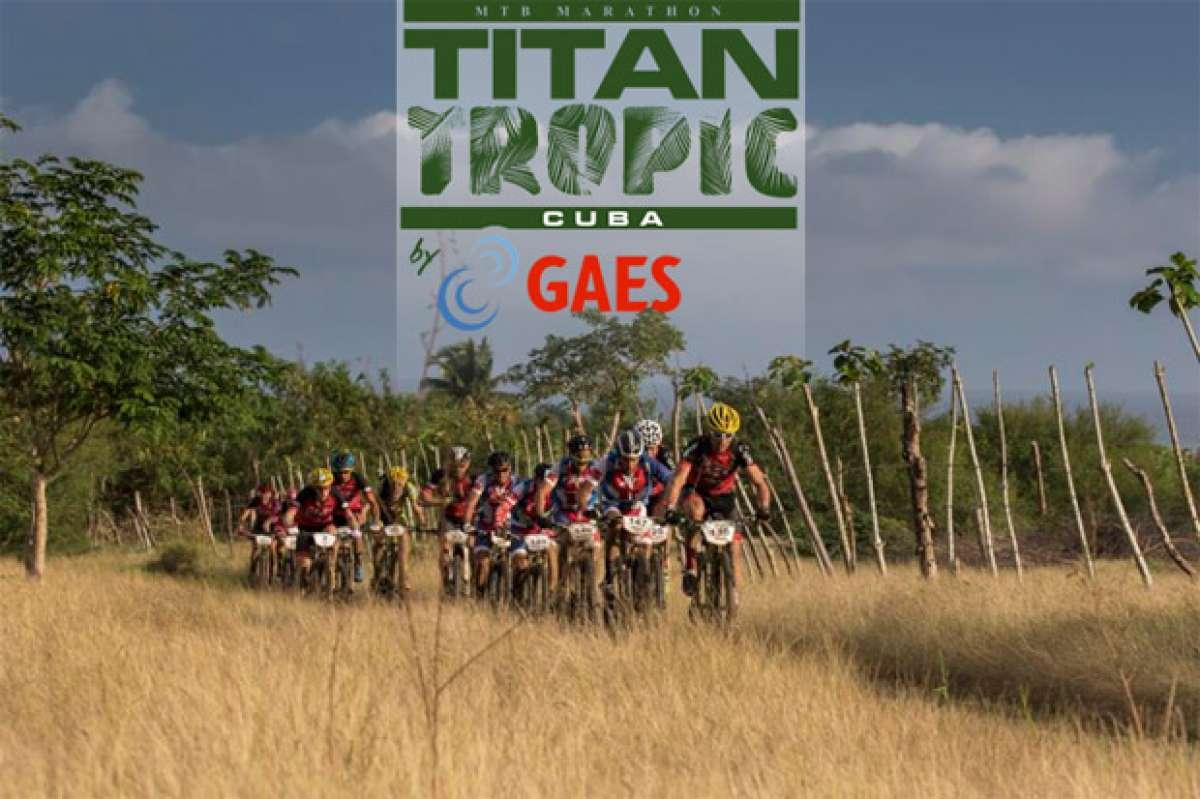 Todos los detalles del recorrido de la Titan Tropic Cuba 2016