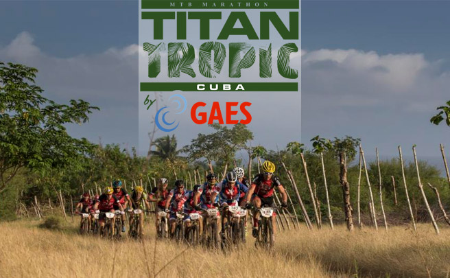 Participantes de excepción para la Titan Tropic Cuba 2016