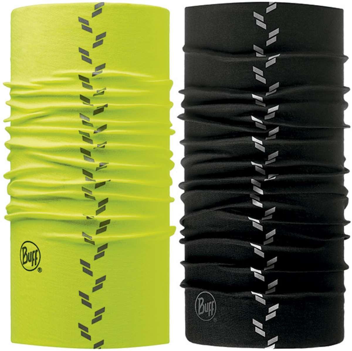 Reflective BUFF, nuevos tubulares de la marca para ganar visibilidad en la noche