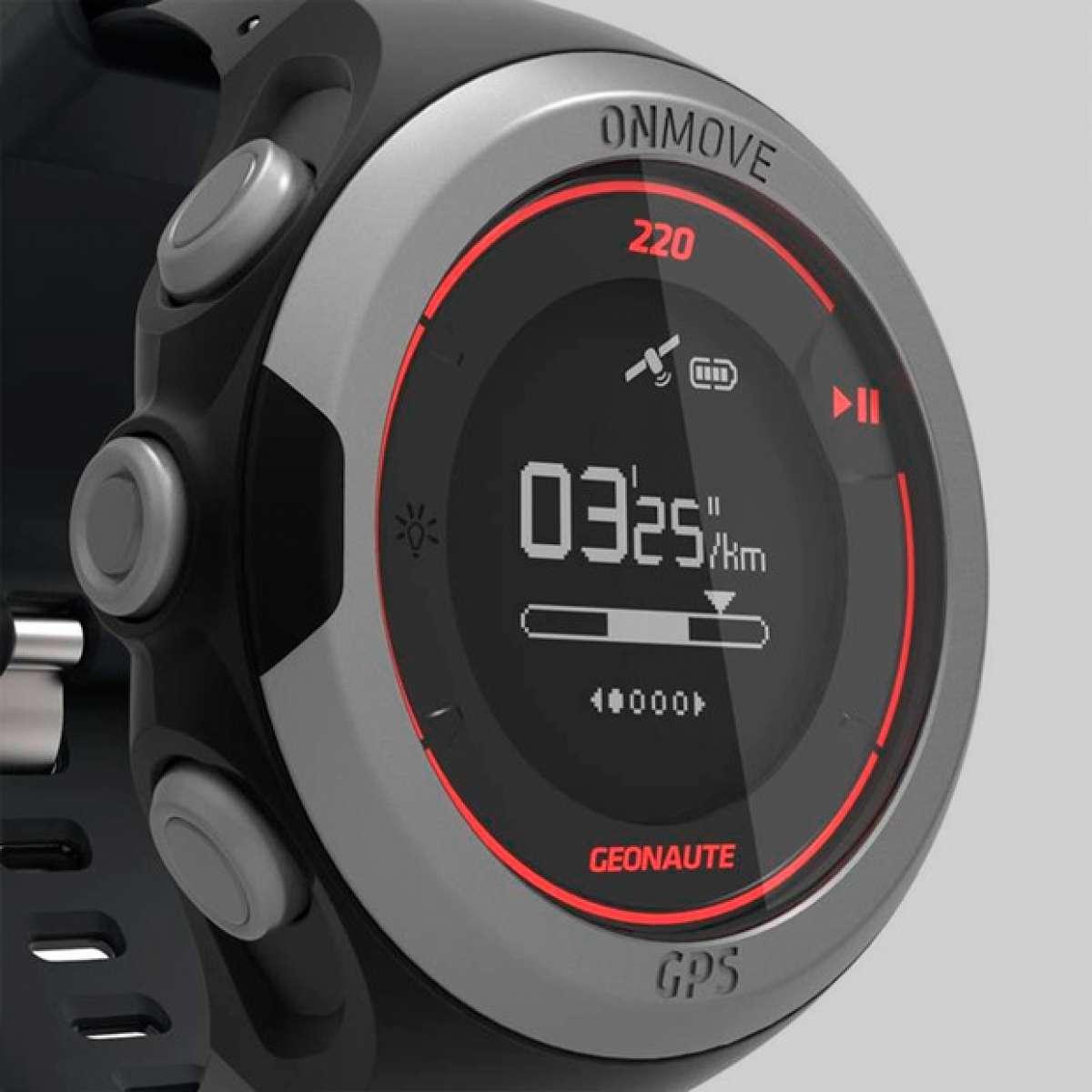 En TodoMountainBike: Geonaute ONmove 220, un reloj GPS ideal para iniciarse en el análisis de datos de entrenamiento