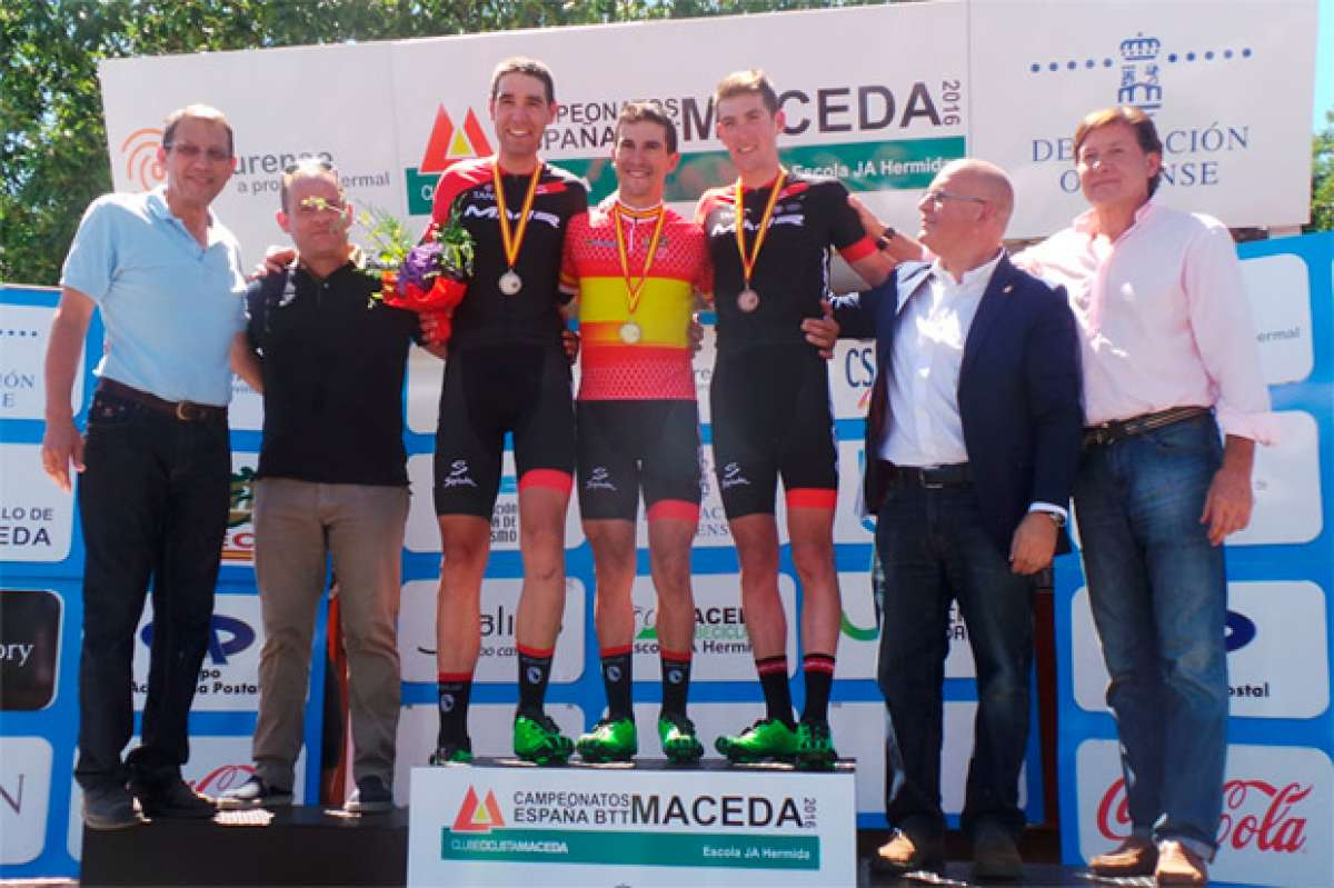 Orbea Alma, BH Lynx Race, Campeonato de España de XCO, Giant XtC Advanced y mucho más. Lo mejor de la semana en TodoMountainBike