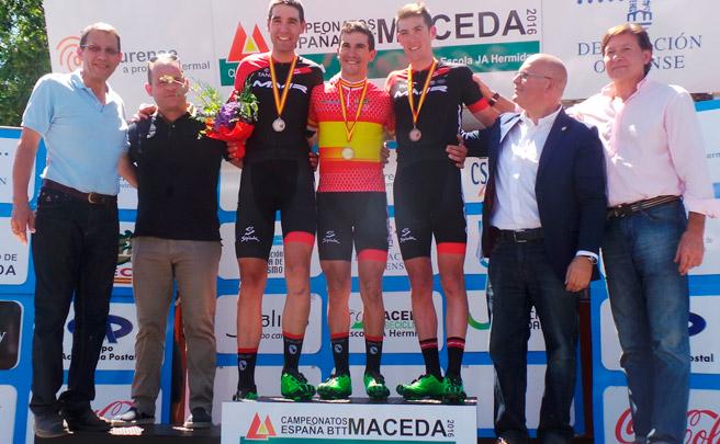 Todos los vencedores del Campeonato de España XCO-XCE 2016 de Maceda