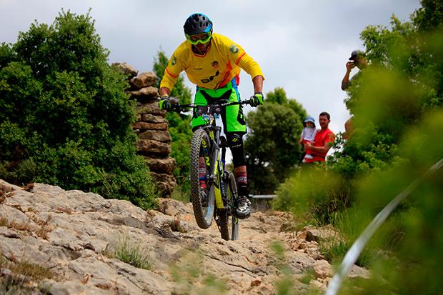 Big Ride Morella: Victoria para José Borges y Maaris Meier en la tercera prueba del Open de España de Enduro
