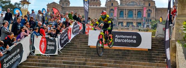 Resumen de la BUFF Down Urban Barcelona 2016