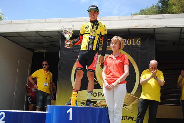 Milton Ramos y Lucía Rojas se coronan como vencedores de la III Copa BTT Desafío Albacete