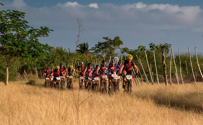 La cuarta etapa de la Titan Tropic Cuba by Gaes 2016, para Josep Betalú