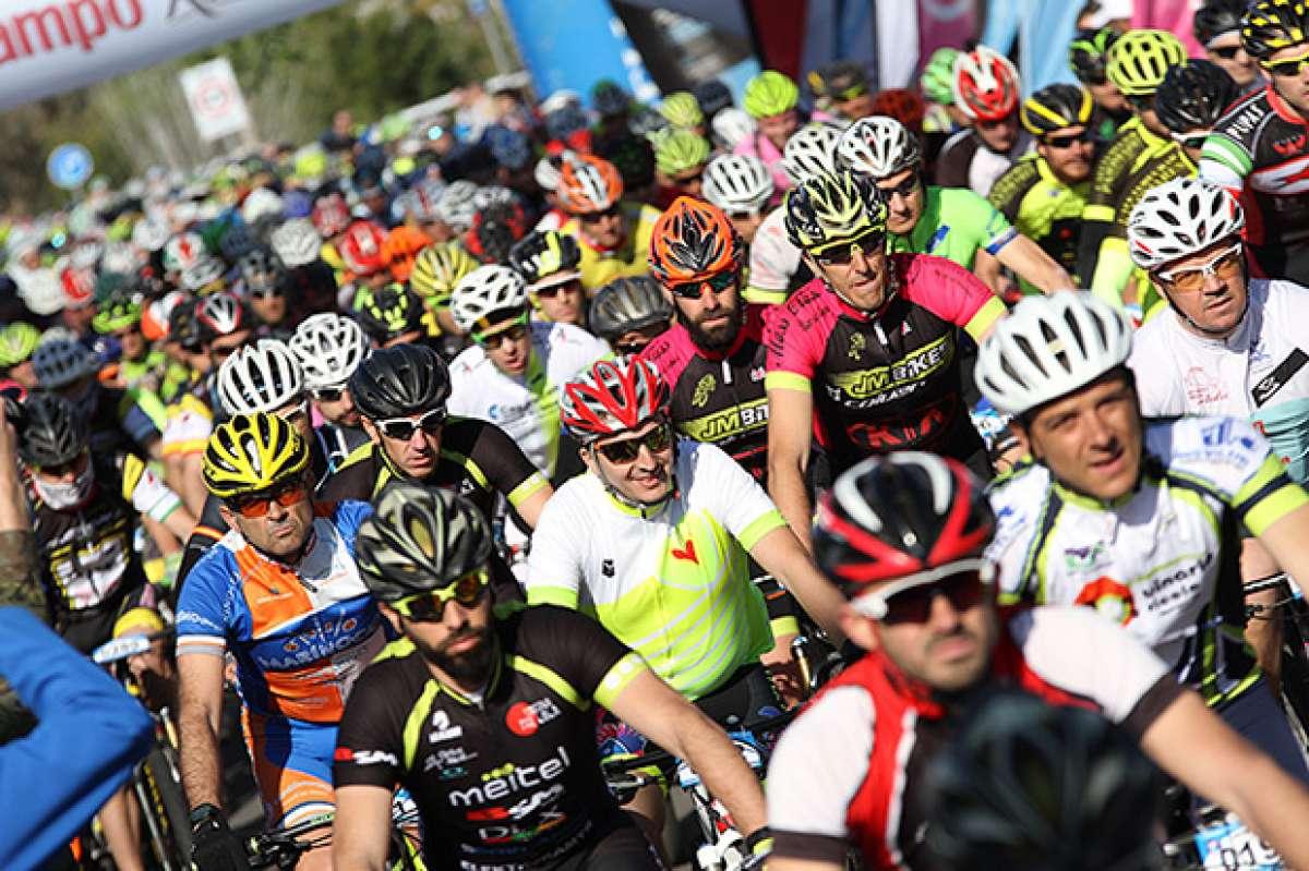 """Resumen de la Maratón MTB """"Guzmán El Bueno"""" X Sierra Morena 2016"""