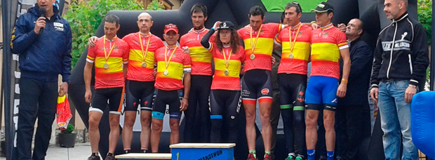 Brandan Márquez y Ramona Gabriel, los nuevos campeones de España de Ultramaratón
