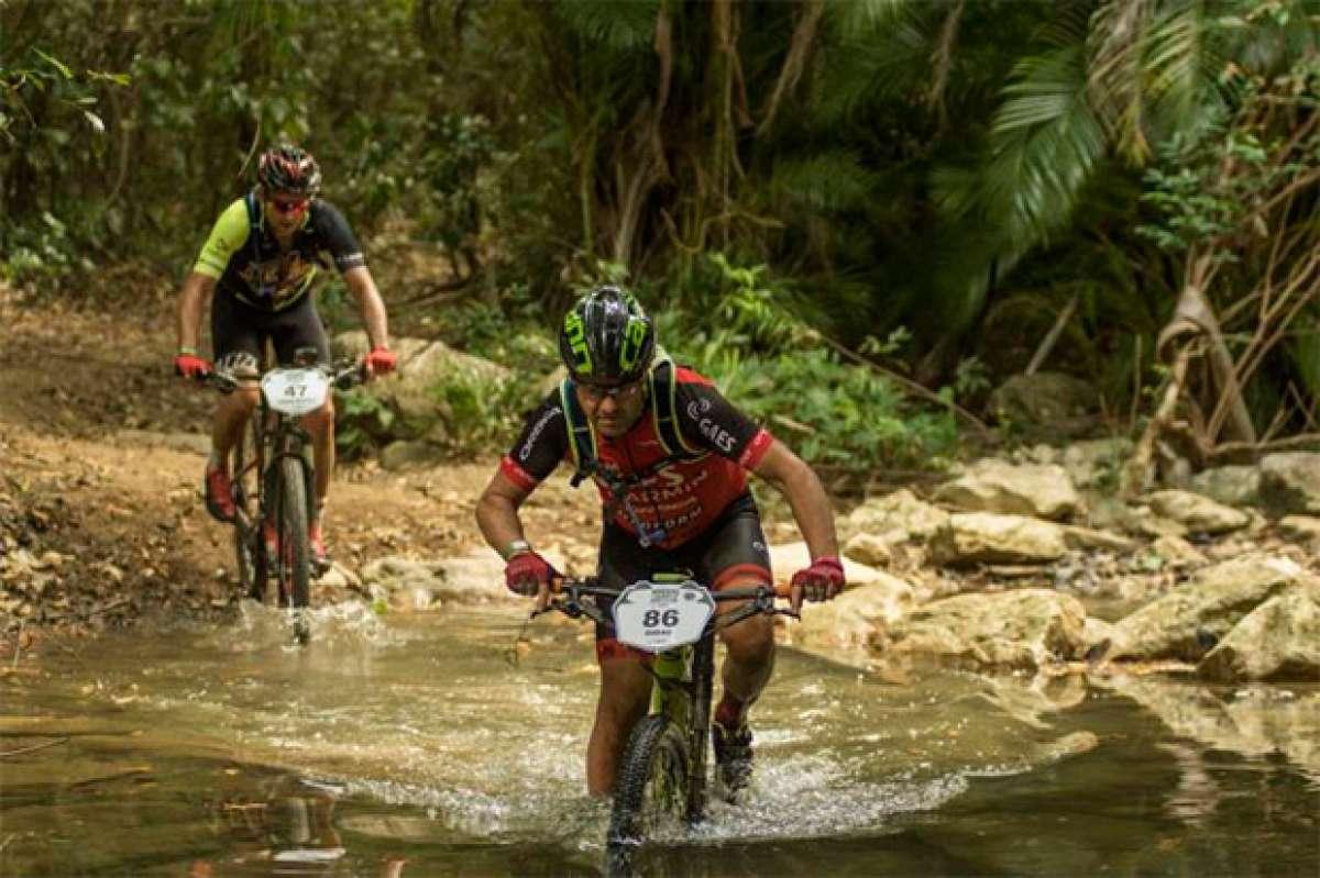 Arranque de la Titan Tropic Cuba by Gaes 2016 con una jornada no competitiva de traslado