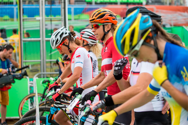 Jenny Rissveds, medalla de oro en la prueba XCO de los JJ.OO. de Río