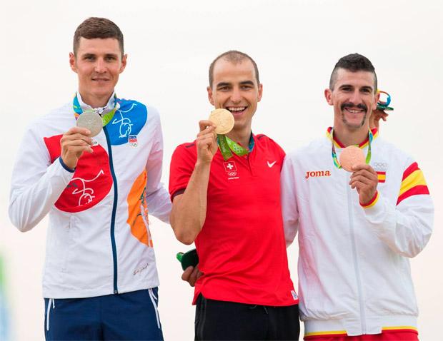 ¡Sueño cumplido! Medalla de bronce para Carlos Coloma en los JJ.OO. de Río