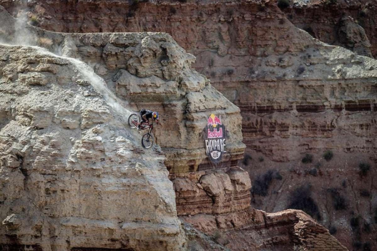 Brandon Semenuk, vencedor de la undécima edición del Red Bull Rampage