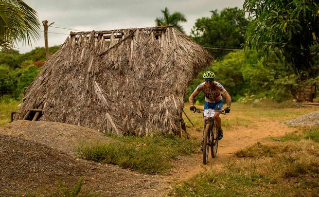 Diego Tamayo, el primer líder de la Titan Tropic Cuba by Gaes 2016