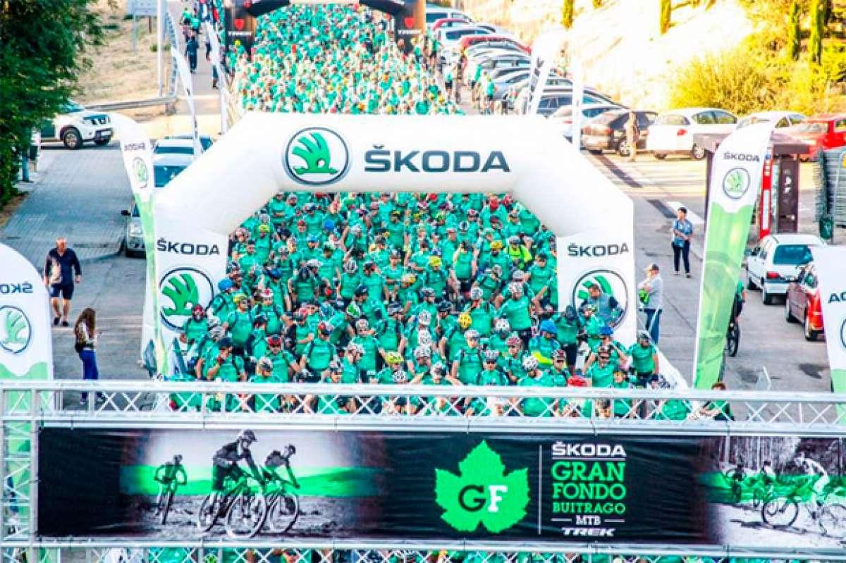 Así fue la Škoda Gran Fondo Buitrago MTB by Trek 2016