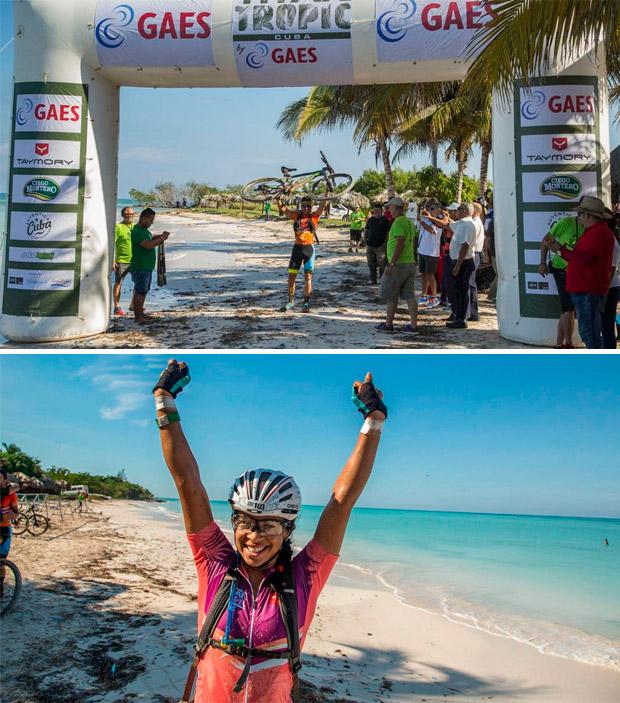 En TodoMountainBike: Diego Tamayo y Marlies Mejías, los vencedores de la Titan Tropic Cuba by Gaes 2016