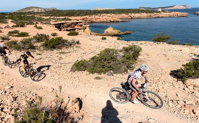 Vuelta a Ibiza MTB MMR 2016, la edición con más éxito de participación