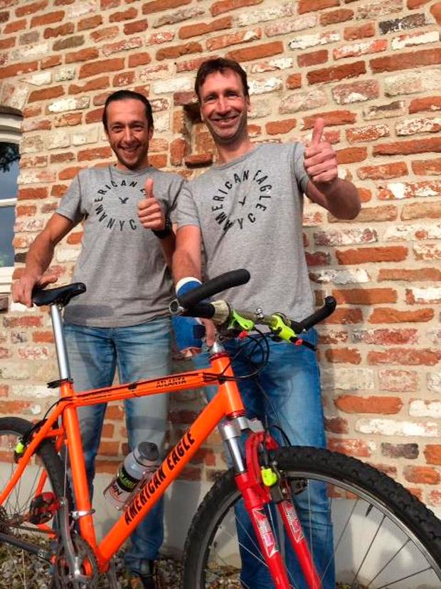 En TodoMountainBike: Resurrección de la mítica marca de bicicletas American Eagle para 2017