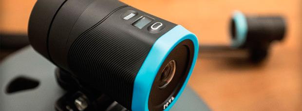 Revl Arc, la primera cámara de acción con estabilizador de imagen profesional