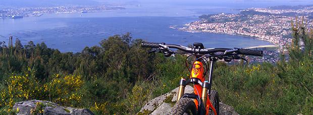 La foto del día en TodoMountainBike: 'Ría de Vigo'