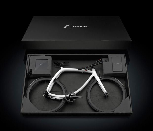Rizoma Metropolitan Bike R77, una espectacular bicicleta urbana que rompe esquemas